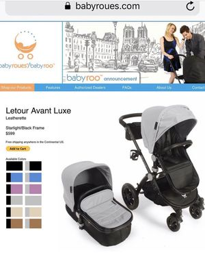 Brand new baby bassinet and stroller READ DESCRIPTION for Sale in Chicago, IL