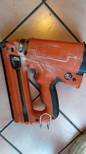 Cordless Paslode Nail Gun no. 900600 for Sale in Las Vegas, NV
