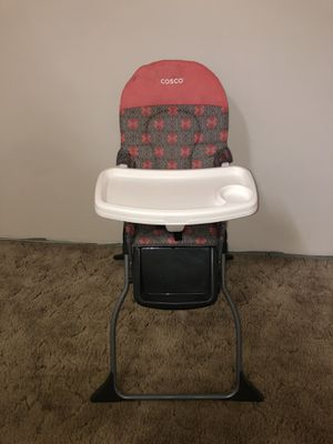 Cosco little girls folding Highchair for Sale in Linthicum Heights, MD