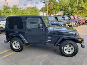 2005 Jeep Wrangler X for Sale in Ashland, MA