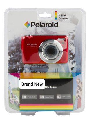 Polaroid 20 Megapixel Camera Brand New Sealed for Sale in Sacramento, CA