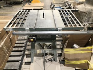 Table saw for Sale in Bensalem, PA