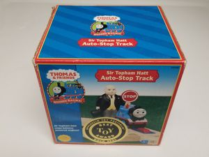 New in Box - Thomas and Friends - Sir Topham Hatt Auto-Stop Track - Retired for Sale in Surprise, AZ