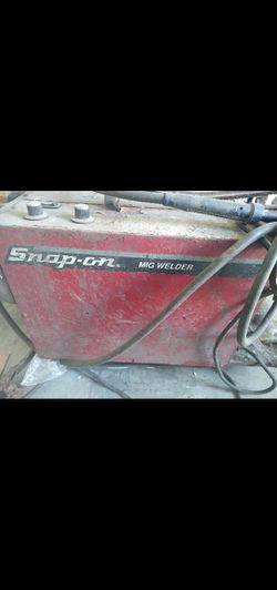 SNAP ON MIG WELDER for Sale in Maplewood,  NJ