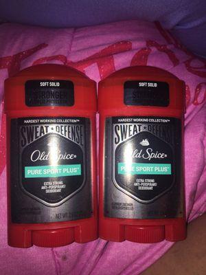 Old spice deodorant for Sale in Kansas City, KS