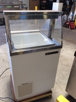 True Ice Cream Dipping Cabinet for Sale in Long Beach, CA