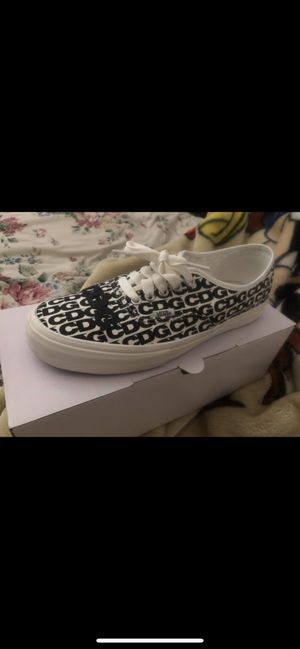 CDG vans size 9.5 VNDS for Sale in Lorton, VA