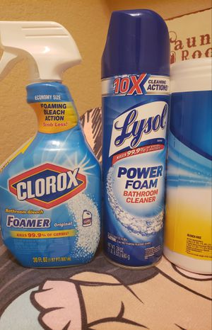THE POWER 💪⚡ OF LYSOL BUNDLE for Sale in Gold Canyon, AZ