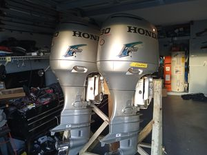 Honda 4 strocks 130 hp for Sale in Orlando, FL