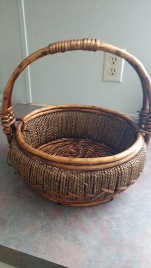 Decorative basket for Sale in Denver, NC