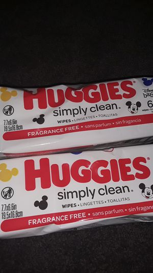 Huggies wipes for Sale in North Highlands, CA