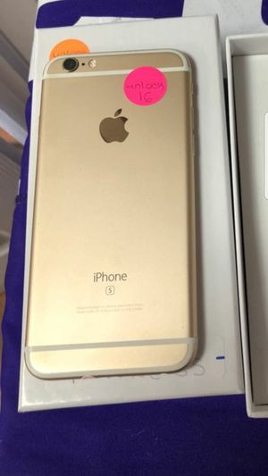 iPhone 6s unlocked!!! for Sale in Columbus, OH