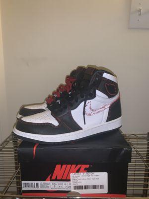 Jordan 1 Defiants Size 8 for Sale in Princeton, NJ