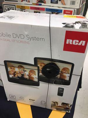 10 inch screens dvd system brand new in box for Sale in Virginia Beach, VA