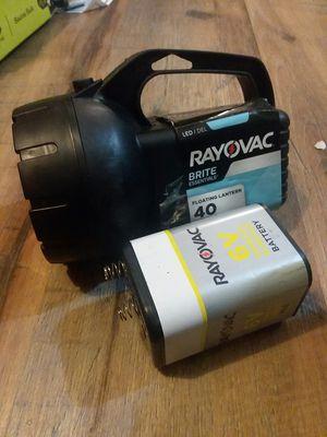 Rayovac Flashlight for Sale in Elizabeth, WV