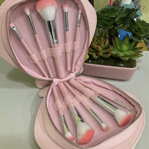 Pink She'll Make Up Brushes 10 Pieces Set for Sale in Hollywood, FL