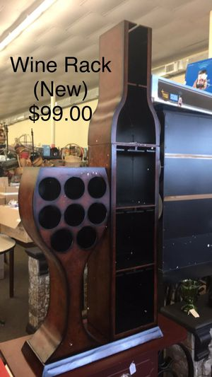 Wine Rack (New) for Sale in Saint Robert, MO