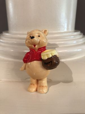 Vintage Disney Ceramic Pooh bear Figure from Winnie the Pooh Made In Japan for Sale in Atlanta, GA