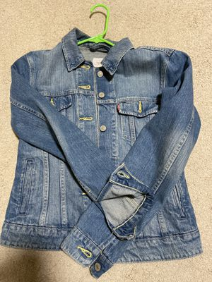Levi's denim jacket for Sale in Kent, OH