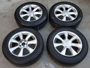 """2008-2015 INFINITI EX35 EX37 QX50 17"""" INCH WHEELS RIMS WITH TIRES 5x114.3 **3 wheels left** for Sale in Fort Lauderdale, FL"""