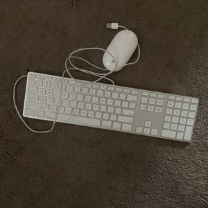 Apple Keyboard And Mouse for Sale in New Castle, DE