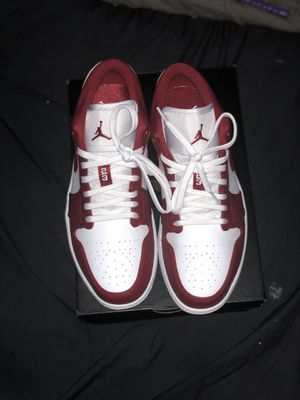 Jordan 1 Low (Gym Red) for Sale in Houston, TX