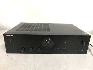 ONKYO Integrated Amplifier A-9010 140W for Sale in Sherwood, OR