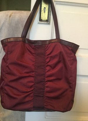 2 for 1 purses: Calvin Klein tote, Ralph Lauren backpack purse for Sale in Columbus, OH