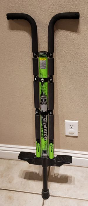 Thriller Rampage High Altitude Pogo Stick for Sale in Las Vegas, NV