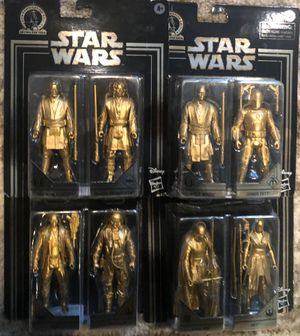 Star Wars Commemorative Edition 4 Packs total for Sale in Rensselaer, NY