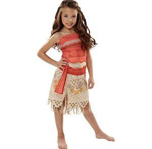 Disney Moana(Girls) Fantasy Play Costume for Sale in San Diego, CA