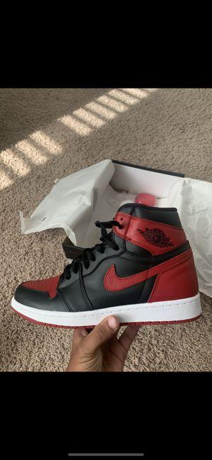 Jordan 1 banned for Sale in Oakley, CA