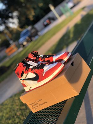 Jordan 1 Retro Off-White Chicago for Sale in Houston, TX
