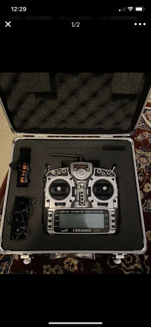 Frsky Taranis x9d plus for FPV Drones for Sale in Miami, FL