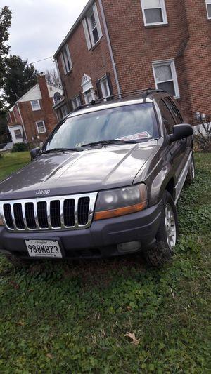1999 jeep cherokee for Sale in Washington, DC