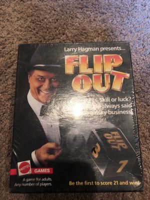 Flip out board game for Sale in Seattle, WA