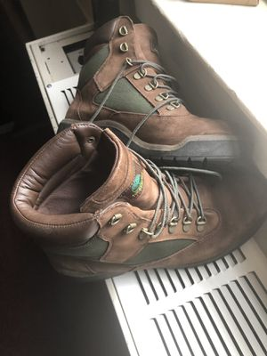 Men's Beef n broccoli timberland boots for Sale in Cleveland, OH