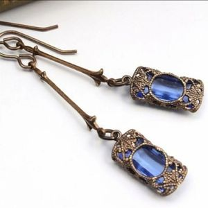 New Blue Village earrings for Sale in Midland, TX