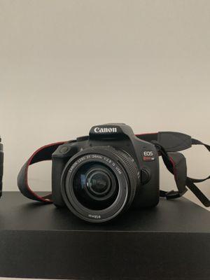 Canon t6 for Sale in Coraopolis, PA
