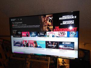 "SAMSUNG 55"" QLED SMART TV QN55R60RAF for Sale in North Las Vegas, NV"