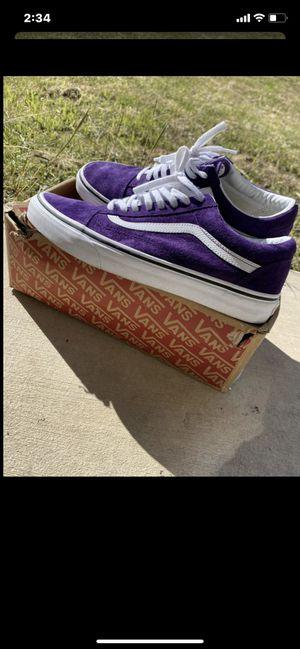 Purple Vans for Sale in San Antonio, TX