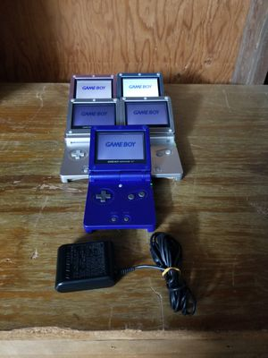 Nintendo Gameboy Advance SP Systems for Sale in Phoenix, AZ