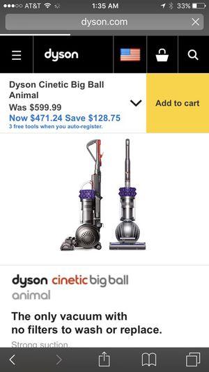 Dyson cinetic big ball for Sale in Dearborn, MI