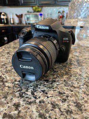 Canon camera for Sale in Davenport, FL
