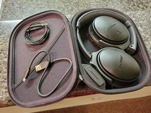 Bose QuietComfort 35 Series 1 Wireless Bluetooth Headphones for Sale in Fontana, CA