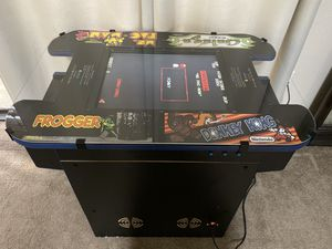 NEW- Arcade cocktail table- 60 games! PAC-man, Donkey Kong++ for Sale in Poway, CA