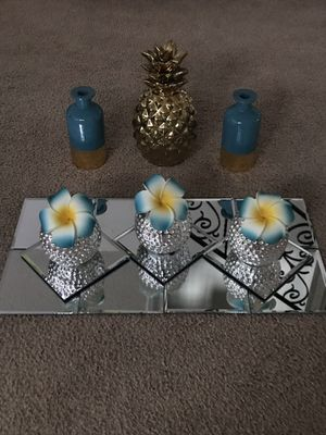 Mirrored Centerpieces/Mirrored Runner Only!!!! for Sale in Philadelphia, PA
