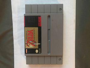 The Legend of Zelda Super Nintendo for Sale in Rosedale, MD