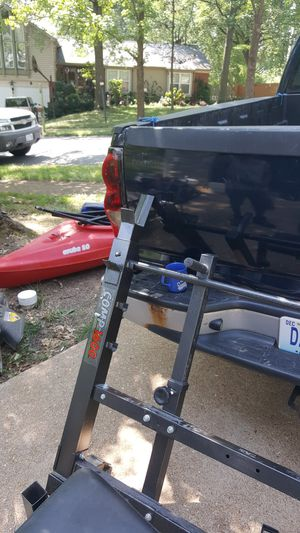Pro comp Olympic weight bench for Sale in Ballwin, MO