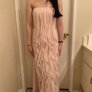 Vera Wang: Pink Long Dress for Sale in Diamond Bar, CA
